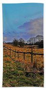 Field Of The Cotswold Beach Towel