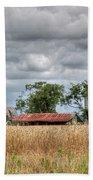 Fields Of Golden Grain Beach Towel