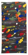 Fifth Element Of Life Beach Towel