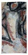 Figure 4 - Nudes Gallery Beach Towel