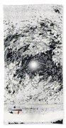 Film Noir Gene Tierney Otto Preminger Whirlpool 1949 2 Street Lamp Storm Aberdeen Sd 1964 Beach Towel