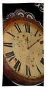 Film Noir Ray Milland Charles Laughton John Farrow The Big Clock 1948 Clock Casa Grande Arizona 2004 Beach Towel