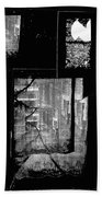 Film Noir Signe Hasso Lloyd Nolan House On 92nd Street 1945 Collage Antlers Hotel Victor Co 1971-'10 Beach Towel