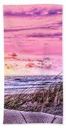 Filtered Beach Beach Towel