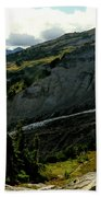 Finger Of Nisqualy Beach Towel