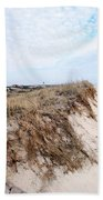 Fire Island Landscape Beach Towel