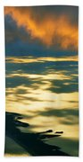 Fire Island Beach Towel