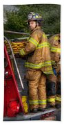Firefighting - Only You Can Prevent Fires Beach Towel