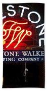 Firestone Walker Brewing Company Beach Towel