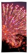 Fireworks 2014  1 Beach Towel