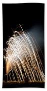 Fireworks 8 Beach Towel