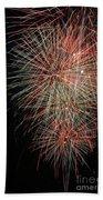 Fireworks6500 Beach Towel