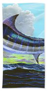 First Run 00102 Beach Towel