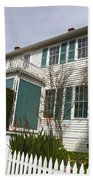 Fischer-hanlon House Benicia California Beach Towel