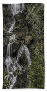 Fish Creek Falls Beach Towel