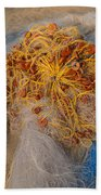 Fishing Nets Beach Towel