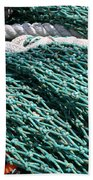Fishing Nets Beach Towel