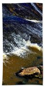 Fishing On The South Fork River Beach Towel