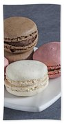 Five Macaroons Beach Towel
