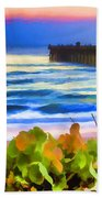 Flagler Beach Beautiful Beach Towel