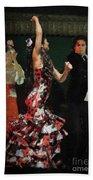 Flamenco Series No 13 Beach Towel