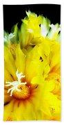 Fleurs De Cactus 2 Beach Towel