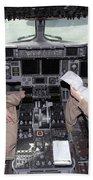 Flight Captains Review Flight Beach Sheet