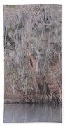 Flint River 2 Beach Towel