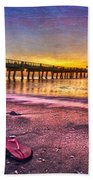 Flip-flops Beach Towel