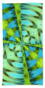 Float 4 Pattern Beach Towel