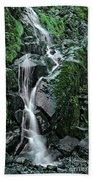 Flood Falls Beach Towel