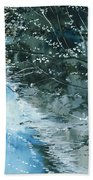 Floods 3 Beach Towel