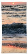 Florida Pastels Beach Towel