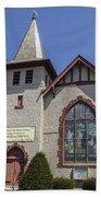 Florida Reform Church Beach Sheet