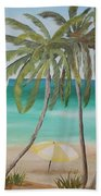 Florida Shade Beach Towel