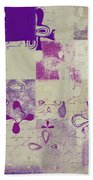 Florus Pokus 02d Beach Towel by Variance Collections