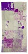 Florus Pokus A01d Beach Towel