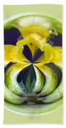 Flower Arms Beach Towel