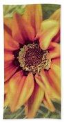 Flower Beauty I Beach Sheet