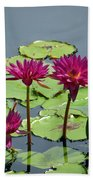 Flower Garden 57 Beach Towel