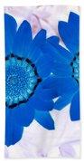 Flower Power 1427 Beach Towel