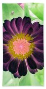 Flower Power 1435 Beach Towel