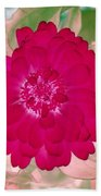 Flower Power 1441 Beach Towel