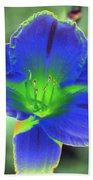 Flower Power 1443 Beach Towel