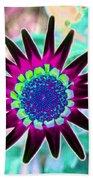Flower Power 1448 Beach Towel