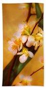Flower - Sakura - A Touch Of Spring Beach Sheet