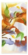 Flowering Dogwood IIi Beach Towel by Kip DeVore