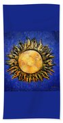 Flowering Sun Beach Towel