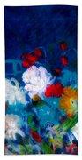 Flowers4 Beach Towel