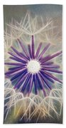 Fluffy Sun - 9bt2a Beach Towel by Variance Collections